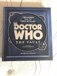 BRAND  NEW Dr Who Book!! Las Vegas, 89147