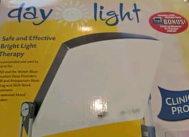 Day - light  Carex Day - light classic bright therapy lamp 10000 LUX