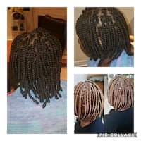 braids and crochets  Mississauga