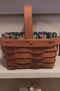 Longaberger Basket Liner&Protector included  Martinsburg, 25404