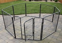 New 32x32 inch 8 panel dog pet metal playpen safety fence Los Angeles, 90033