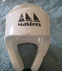 marital Arts equipment,.sparring helmet. Excellent condition  Caledon, L7E 2K1