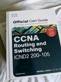 CCNA/CCENT Official Cert Guide