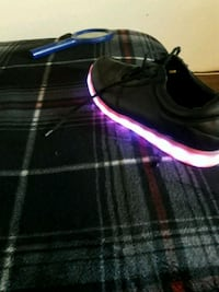 Good shoes with lights