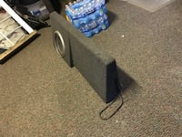 Gray subwoofer speaker North Chesterfield, 23225