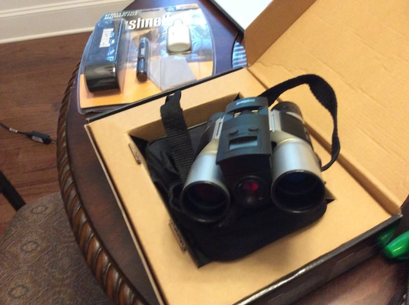 Bushnell Binocular & Digital Camera with Sport Optic Accessory Pack 238833e2-ba29-45cf-a269-b24551e14643