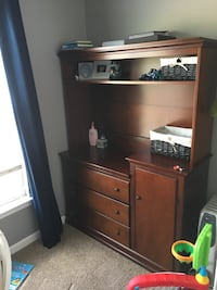 Baby furniture. Crib, and dresser/ changing table