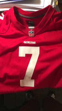 red and white NFL jersey Silver Spring, 20906