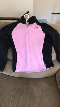 North face zip up Reston, 20191