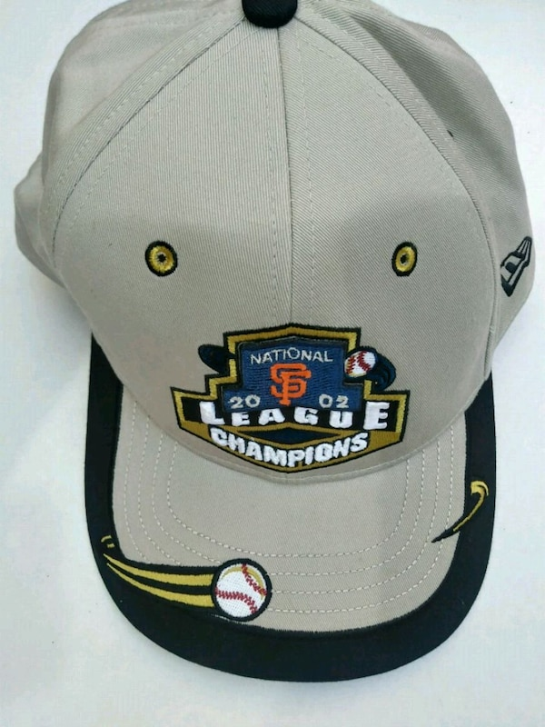 Used Rare! Hat 2002 SF Giants National League  15 for sale in Santa ... 810c1d06953