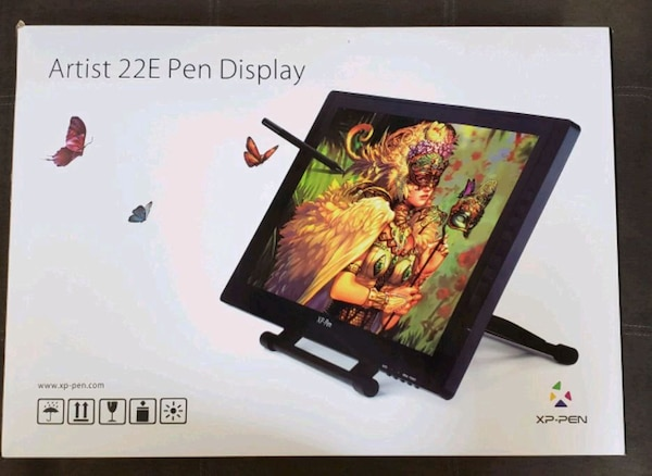 XP-PEN Artist22E Pro Drawing Pen Display