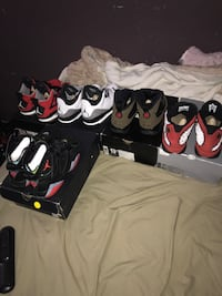 Jordan collection for sale need gone asap New York, 10002
