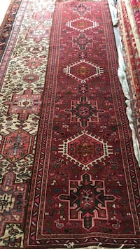 Persian collectible Runner oriental area rug 34 km