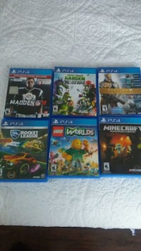 PS4 Games Athens