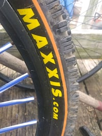 26er maxxis downhill tires