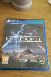 PS4 Star Wars Battlefront 2 6107 km