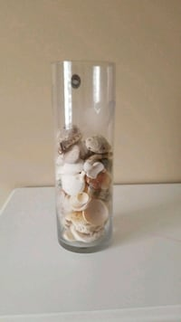 Vase with shells  Vaughan, L4H 1M6