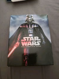 Star Wars The Force Awakens DVD case Great Falls, 59405