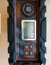 Black and Decker 15 Amp Battery Charger with 40 Am Arlington Heights