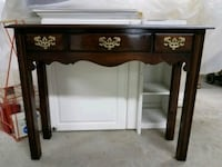 brown wooden 2-drawer console table Morristown, 37813