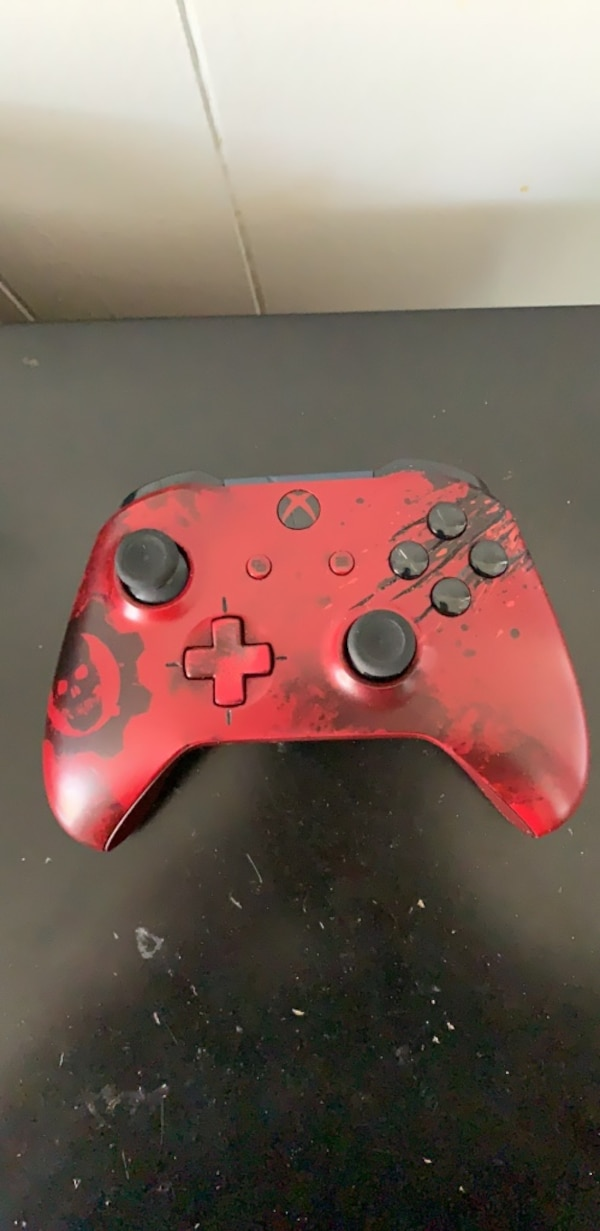 Gears of war 4 controller xbox one