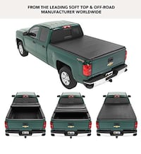 New Truck Tonneau Cover for 1999-2007 Chevy Silverado/GMC Sierra 1500 (2007 classic body style only), 8.0' bed Calgary, T3G 1J6