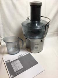 Breville Juice Fountain Halifax, B3Z 2M3