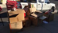Free moving boxes 4701 Marwood Dr. Eagle Rock  Los Angeles, 90041