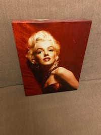 Marilyn Monroe canvass picture Toronto, M1C