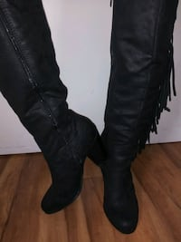 Black boots Westminster, 92683