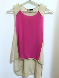Pink Summer Tops, S/M Mississauga, L5B