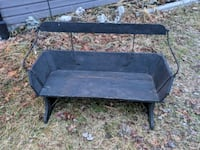 Antique Carriage Bench