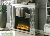 Electric Fireplace Dallas, 75207