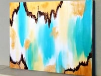 Beautiful Abstract Original Painting  Toronto, M3C 1G2
