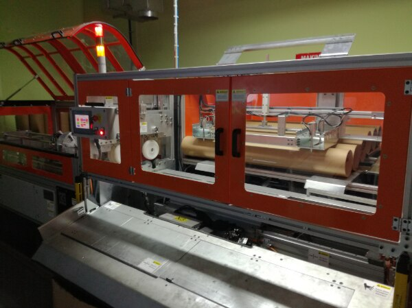 Paper and plastic pipe sizing machine 4204a49b-d907-441a-a5f7-23bc3afd5152