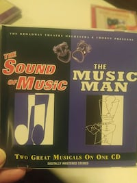 The sound of music and The music man Winnipeg, R2L 0X1