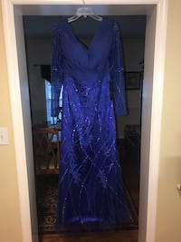Blue Formal Dress  Stafford, 22554