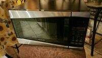 black and gray microwave oven Nuevo, 92567