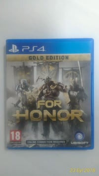 For Honor Gold Edition ps4 Izmir