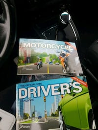 Drivers & Motorcycle hand book Montréal, H1H