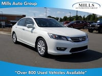 Honda Accord Sedan 2015 Pineville