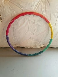 Soft style hula hoop still in the rapper Aldie, 20105