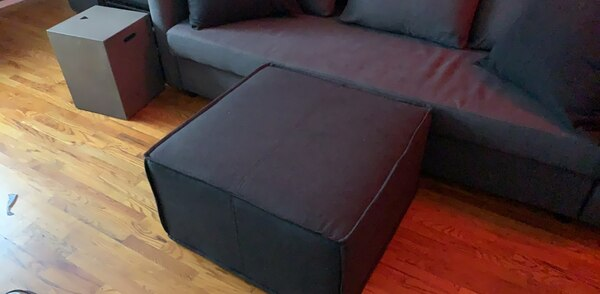 Soft Ottoman Coffee Table.Modern Ottoman Soft Coffee Table Room And Board