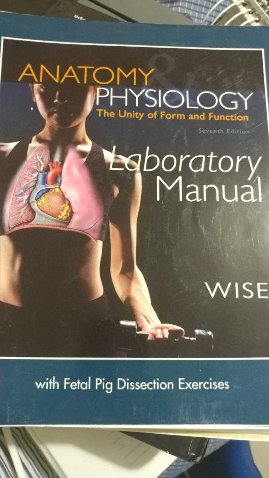 Used Keiser Anatomy Book in Kissimmee - letgo