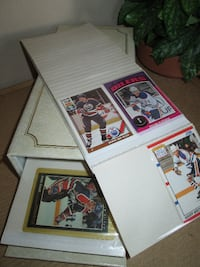 Vintage Photo/SPORTS CARD/Autograph INDEXING BOX