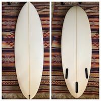5'6 brand new surfboard pin tail full nose  Los Angeles, 90293