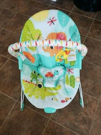 Baby bouncer chair Lawrencetown, B2Z 1E4