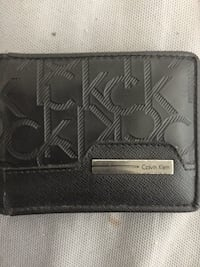 Genuine Leather Calvin Klein Wallet Edmonton
