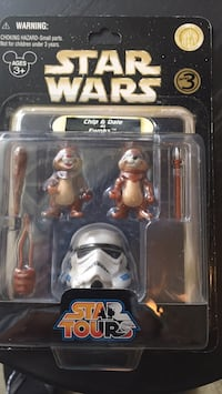 Star Wars   Chip and Dale Gambrills, 21054
