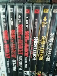 Sons of a anarchy seasons 1-7 DVD Montréal, H1S 2V9